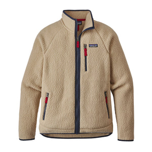 Patagonia Men's Retro Pile Fleece Jacket El Cap Khaki