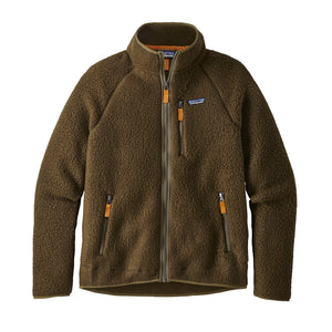 Patagonia Men's Retro Pile Fleece Jacket Sediment