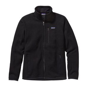 Patagonia Better Sweater Fleece Jacka svart