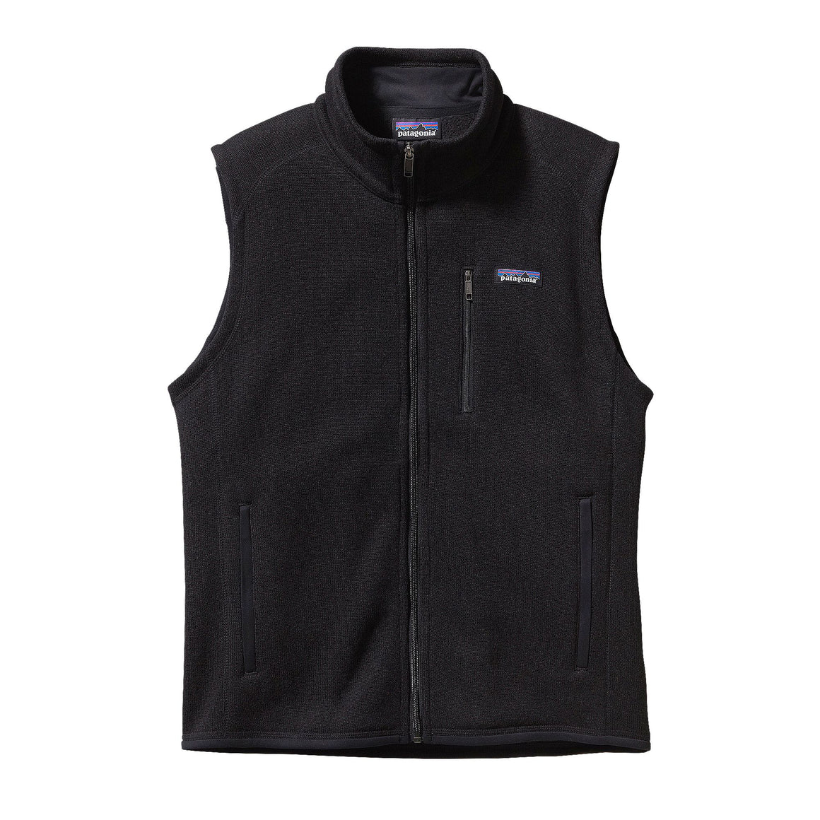 Patagonia Men's Better Sweater™ Fleece Vest - Black