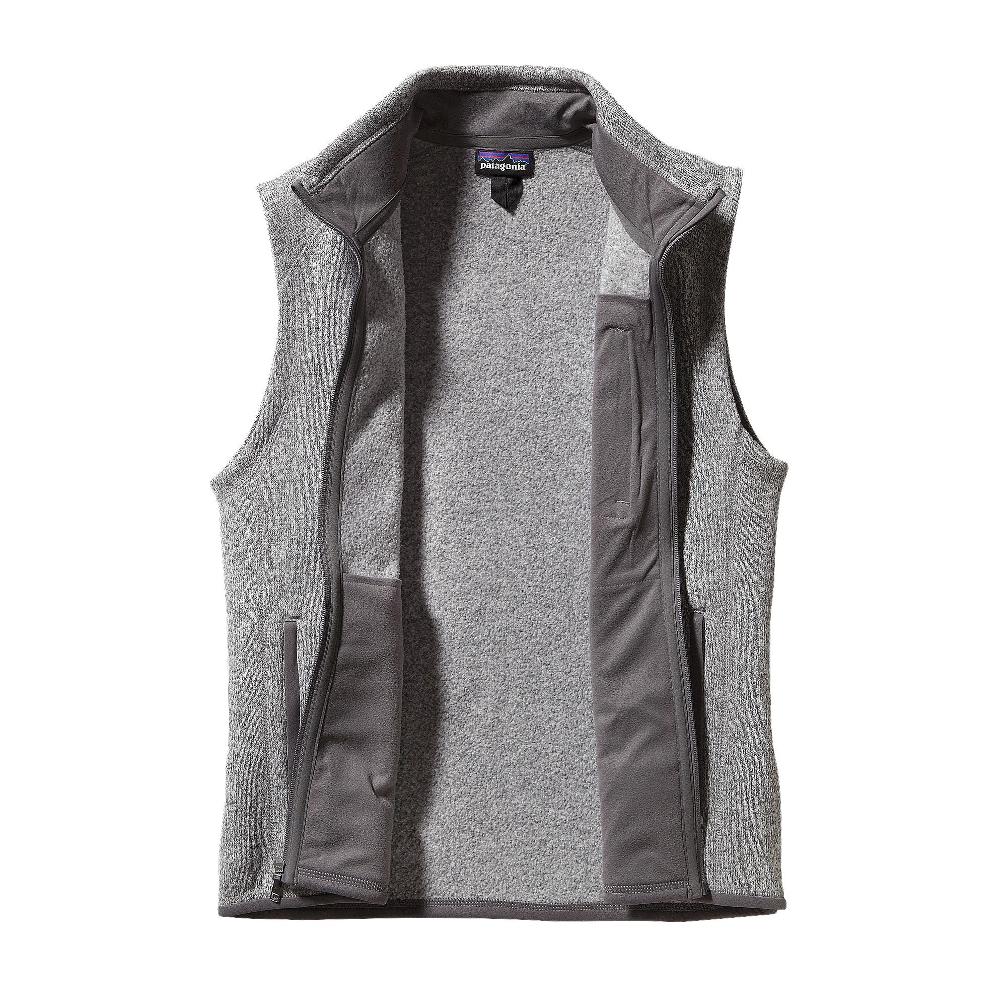 2eaf38f83339bf Patagonia Men s Better Sweater™ Fleece Vest - Stonewash - Sjøblad