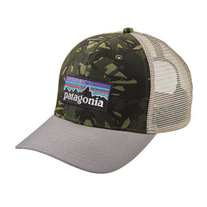 Patagonia P-6 Trucker keps Camo style 38017