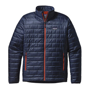 Patagonia Men's Nano Puff Jacket Navy blå