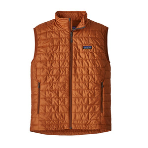 Patagonia Men's Nano Puff Vest koppar orange