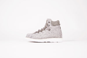 Roccia Vet felt light grey