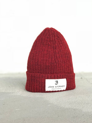 ANTIDOTE KNIT HAT Falu red Mössa John Sterner
