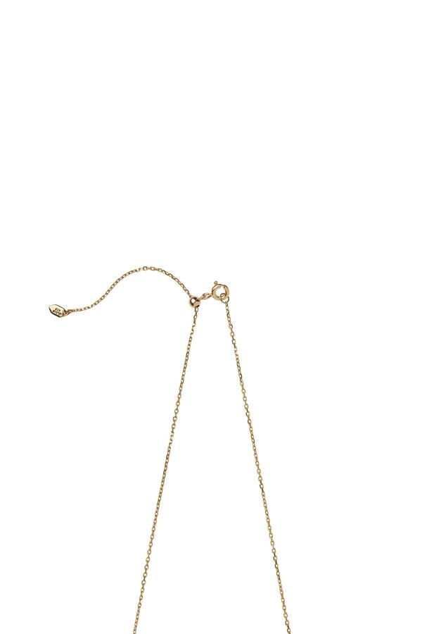 Maria Black Disrupted Necklace gold