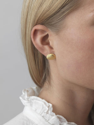 Anni Lu Shell Earrings snäck örhänge