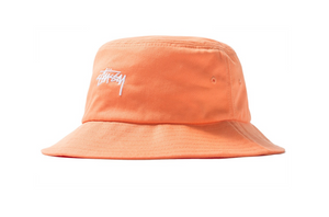 Stüssy Bucket hat orange