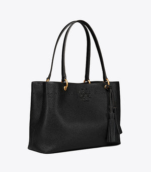 Tory Burch Mcgraw triple compartment tote