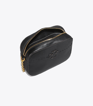 Tory Burch Mcgraw camera bag svart