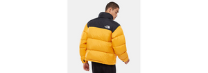 The North Face 1996 Retro Nuptse Jacket zinnia orange Sjöblad Kalmar