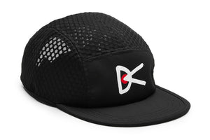 District Vision TRENTON Mesh Cap Black