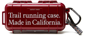 Knox Trail Running Case - Red