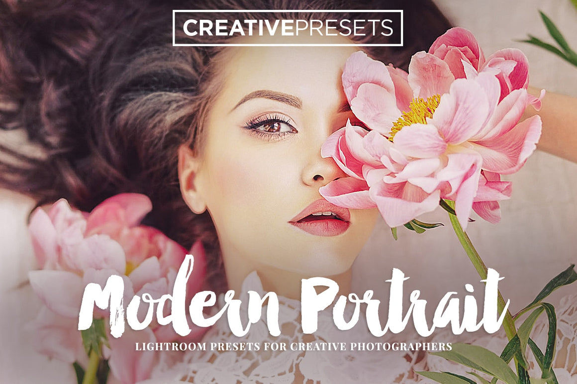 Lightroom Presets for Portrait