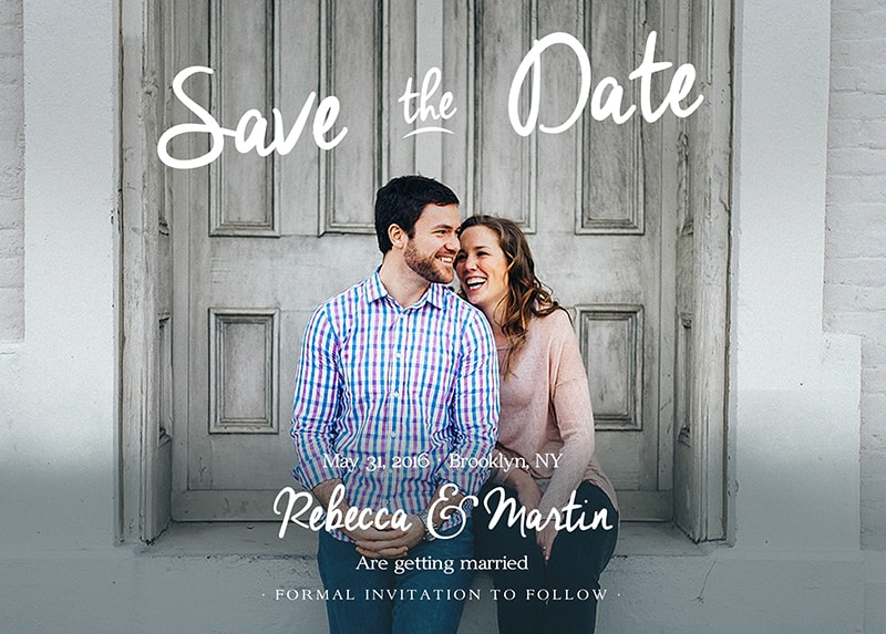 save the date bundle template vol 2 photoshop elements
