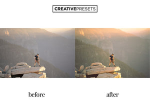 Analogue Film Lightroom Presets - Lightroom Presets - CreativePresets.com