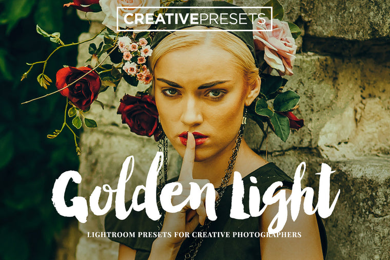 Golden Light Lightroom Presets - Lightroom Presets - CreativePresets.com