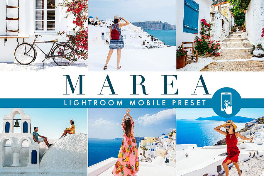 MAREA - Lightroom Mobile Preset - Lightroom Presets - CreativePresets.com