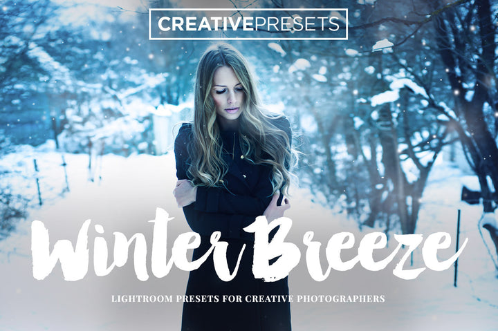 32 Winter Breeze Lightroom Presets - Lightroom Presets - CreativePresets.com