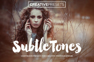 30 Subtle Tones Lightroom Presets - Lightroom Presets - CreativePresets.com