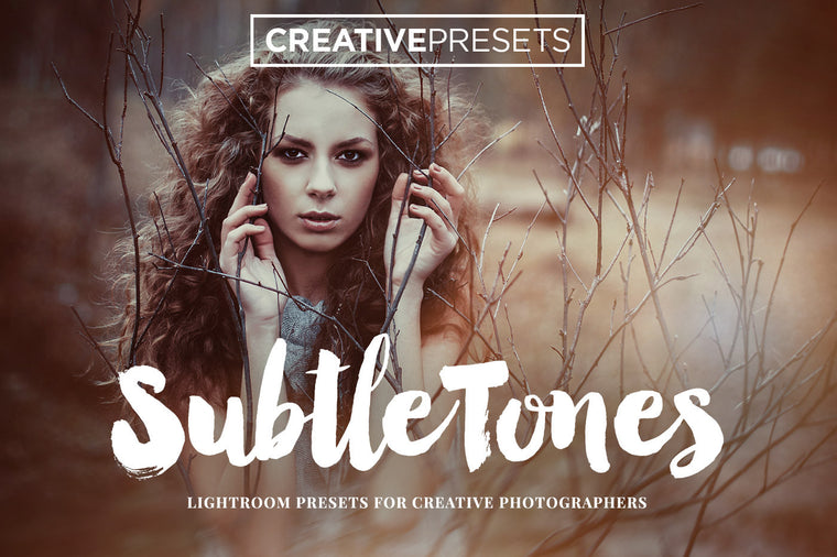 Subtle Tones Lightroom Presets - Lightroom Presets - CreativePresets.com