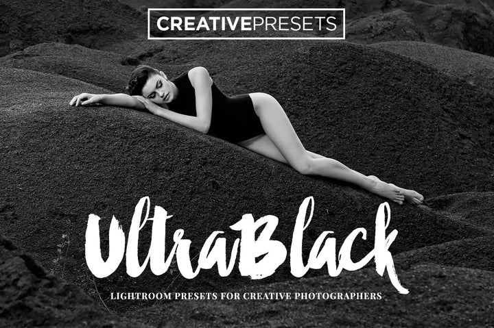 30 Ultra Black Lightroom Presets - Lightroom Presets - CreativePresets.com