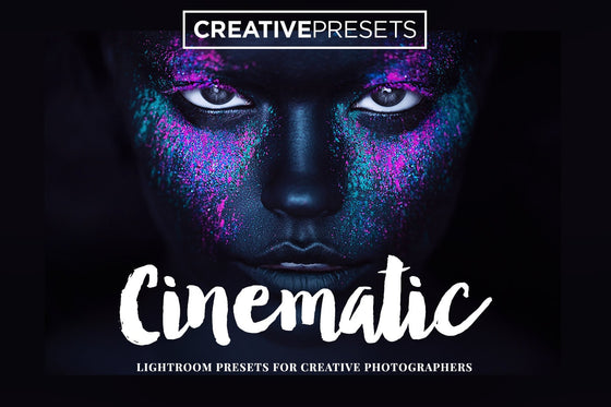 Cinematic Lightroom Presets - Lightroom Presets - CreativePresets.com