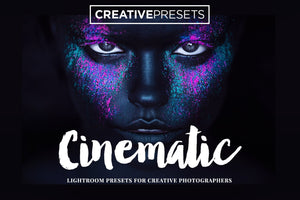 30 Cinematic Lightroom Presets - Lightroom Presets - CreativePresets.com