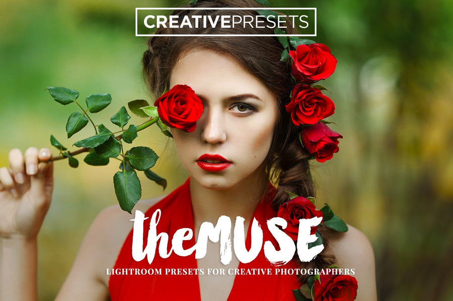 30 The Muse Lightroom Presets - Lightroom Presets - CreativePresets.com
