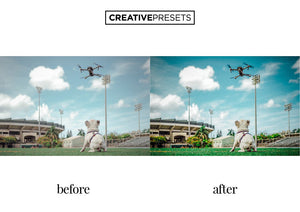 HDR Drone Lightroom Presets - Lightroom Presets - CreativePresets.com