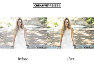 Portrait Lightroom Preset - Lightroom Presets - CreativePresets.com