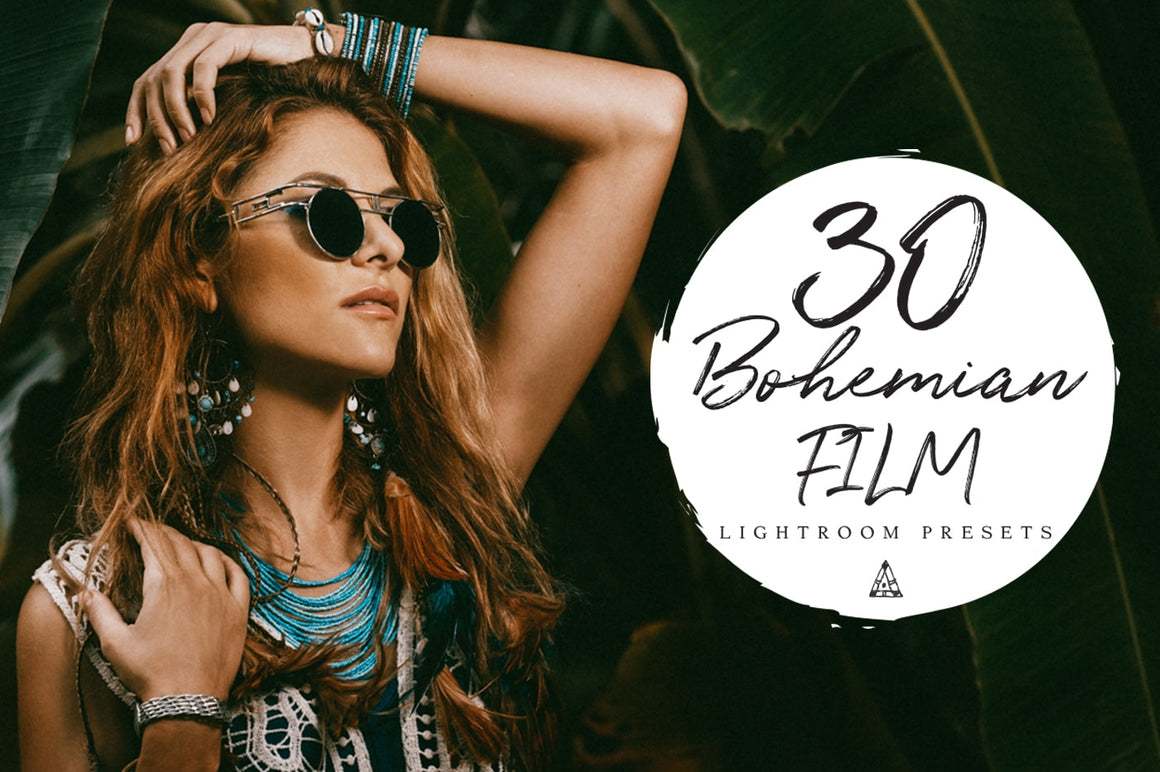Bohemian Film Lightroom Presets