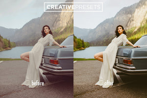 The Beauty - Portrait & Lifestyle Lightroom Presets - Lightroom Presets - CreativePresets.com