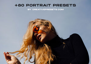 80 Lightroom Presets for Portraits - Lightroom Presets - CreativePresets.com