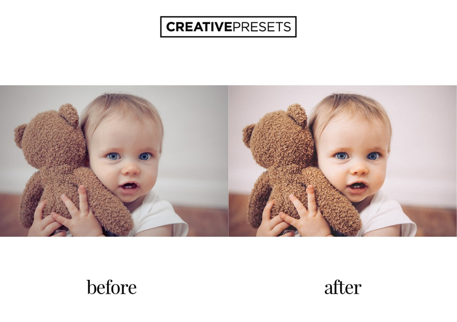 30 Newborn Lightroom Presets - Lightroom Presets - CreativePresets.com