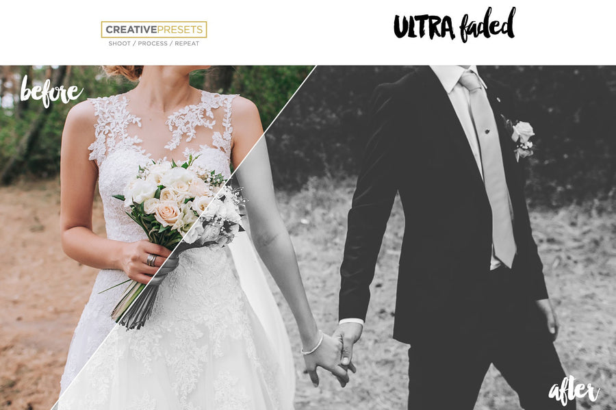 30 UltraFaded Lightroom Presets - Lightroom Presets - CreativePresets.com