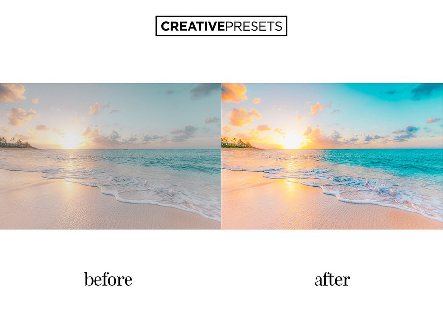 Summer Lightroom Presets - Lightroom Presets - CreativePresets.com