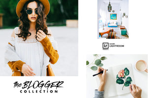 "60 ""The Blogger"" Lightroom Presets - Lightroom Presets - CreativePresets.com"