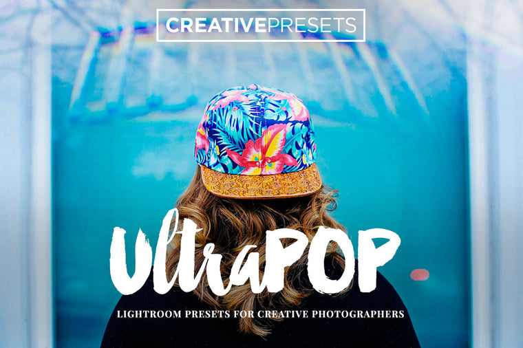 UltraPOP Lightroom Presets - Lightroom Presets - CreativePresets.com