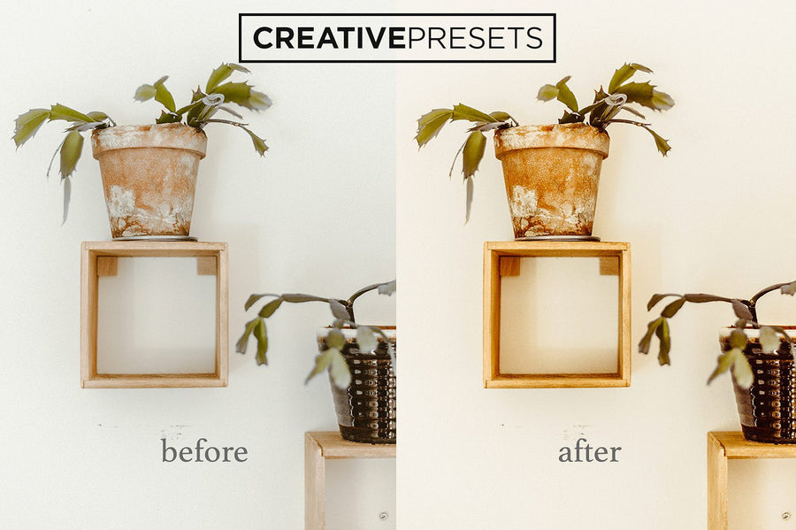 Vintage Lightroom Presets - Lightroom Presets - CreativePresets.com
