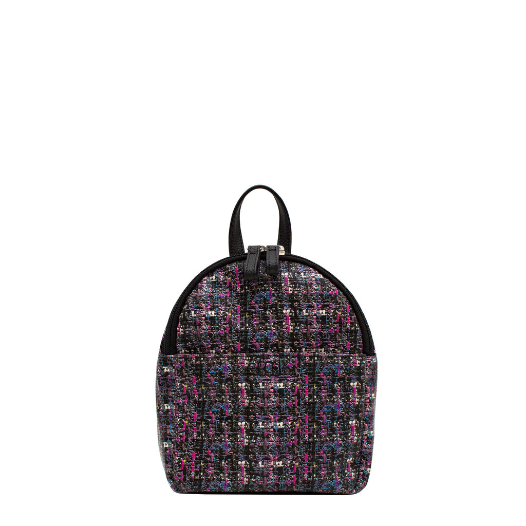 TWEED MINI WAVE BACKPACK