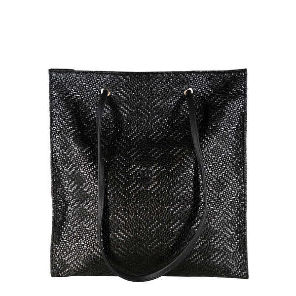 KNIT TOTE BAG - BOOPACKS