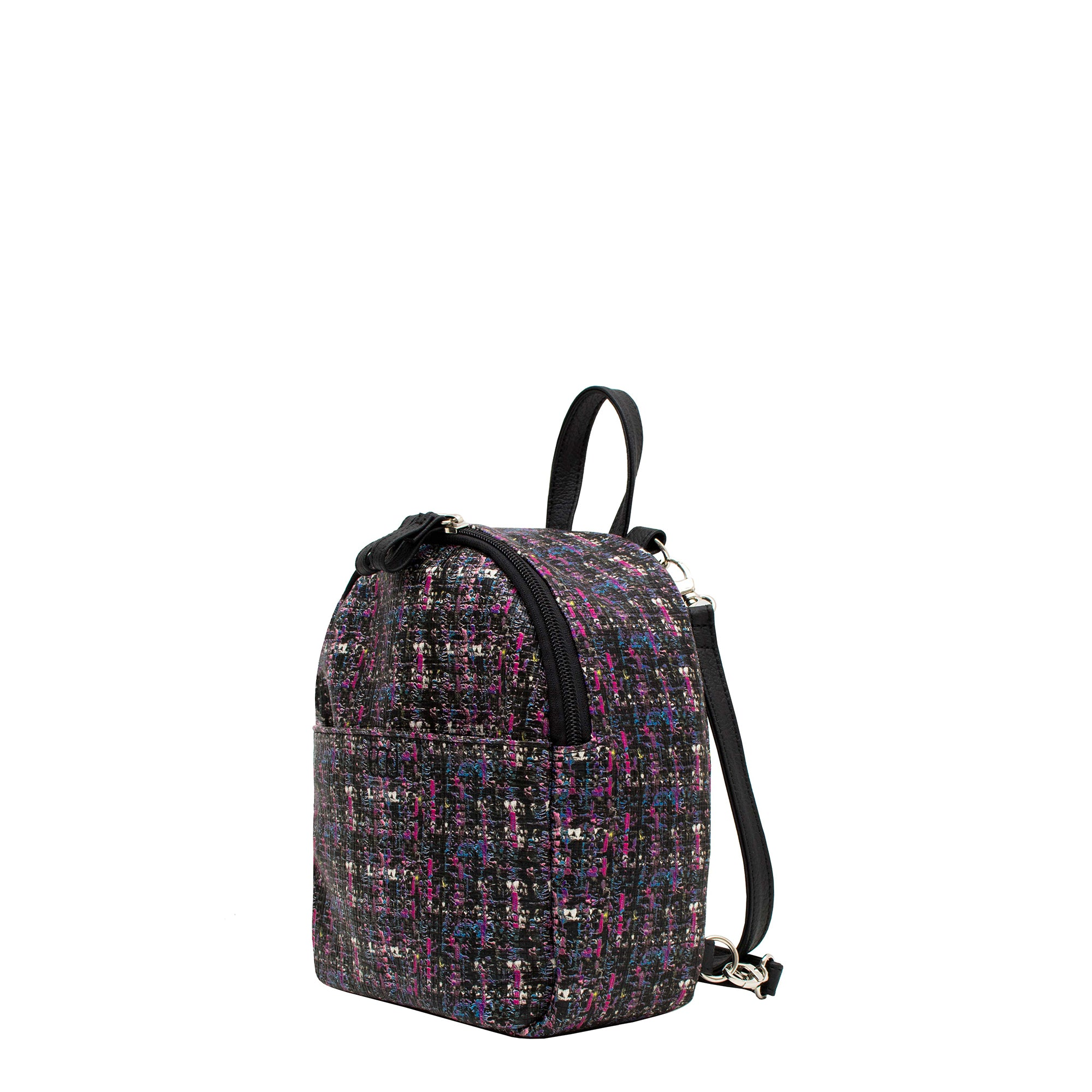 TWEED MINI WAVE BACKPACK - BOOPACKS