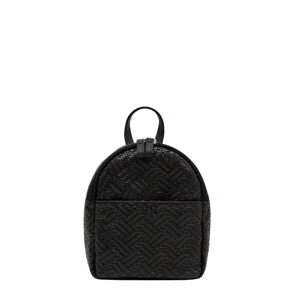 KNIT MINI WAVE BACKPACK