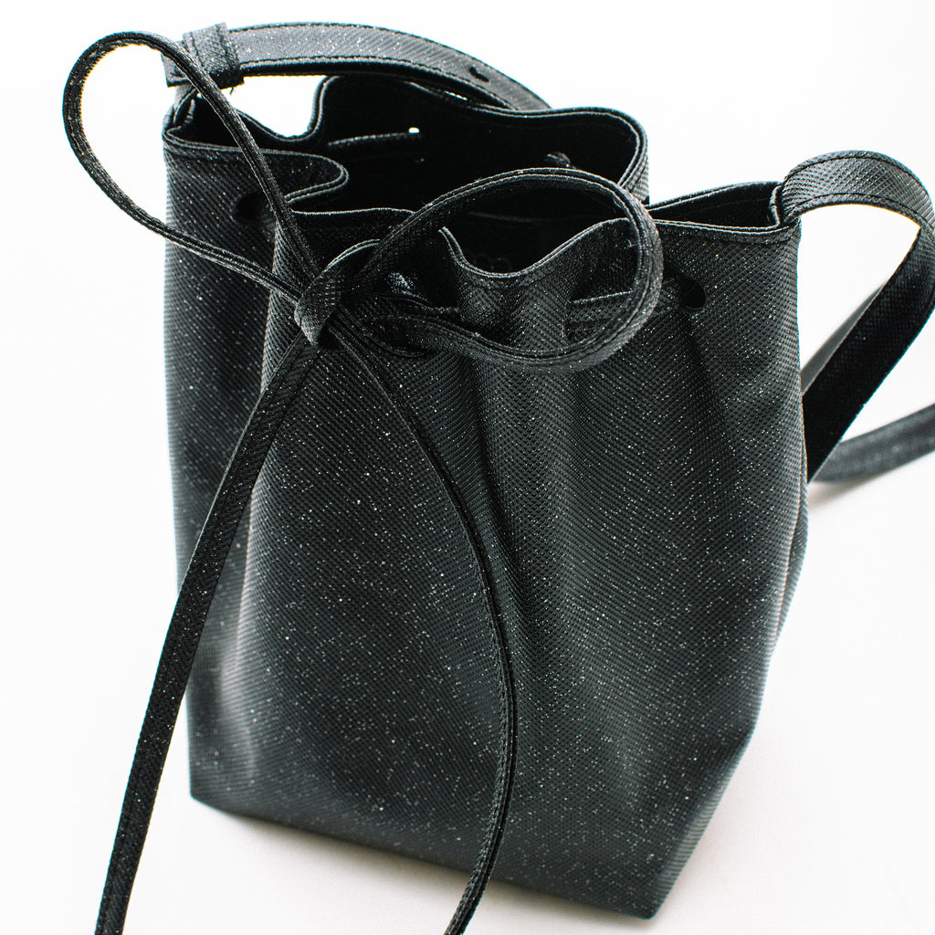 GLITTER MINI BOO BUCKET BAG - BOOPACKS