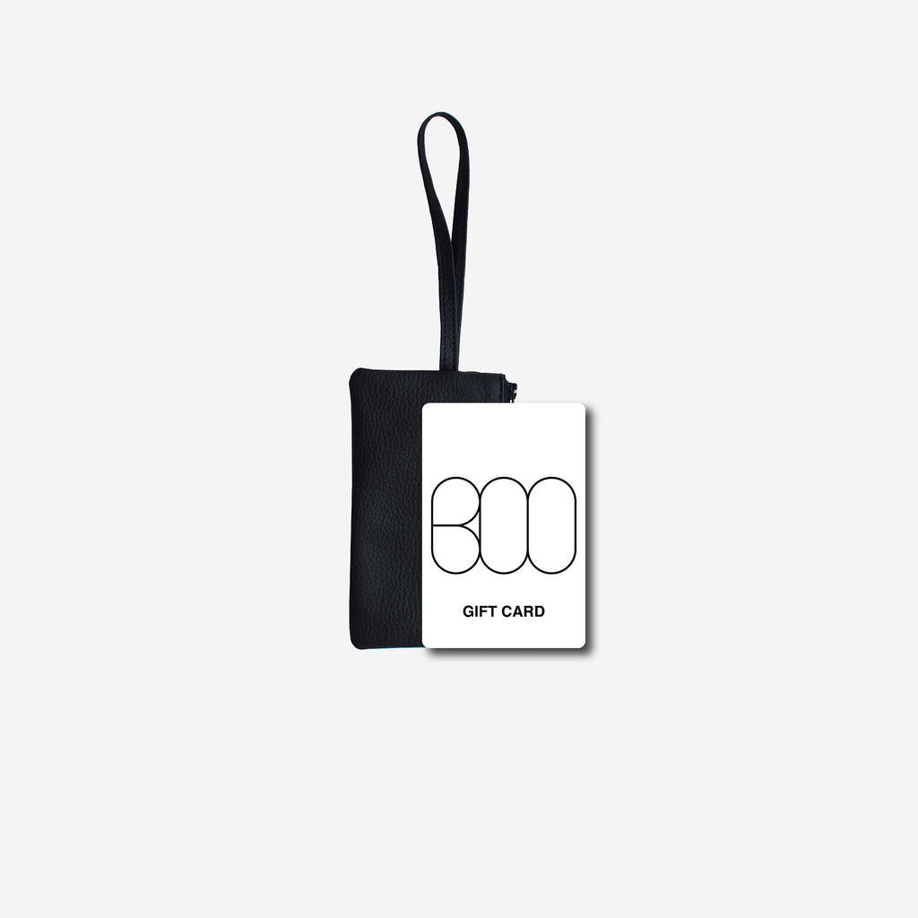 E-GIFT CARD BLACK - BOOPACKS