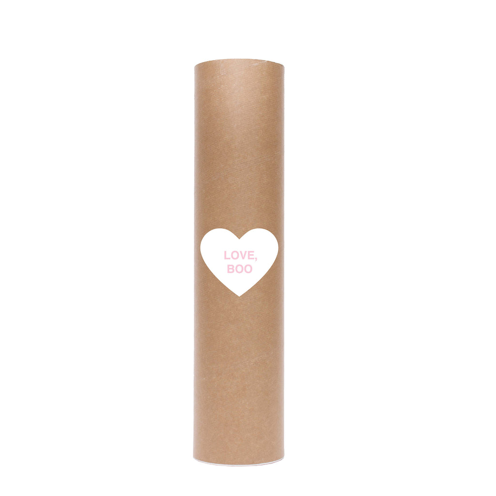 CARDBOARD PACKAGING TUBE - BOOPACKS