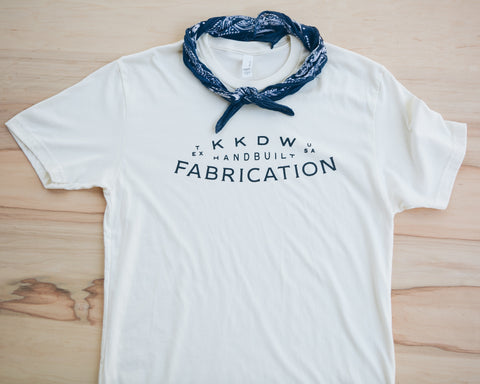 KKDW Fabrication T-Shirt