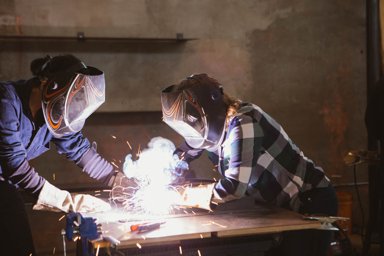 October 12 Welding Day Camp